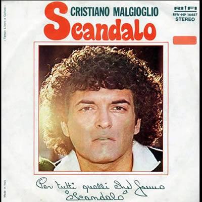 Scandalo - Mi commuovi